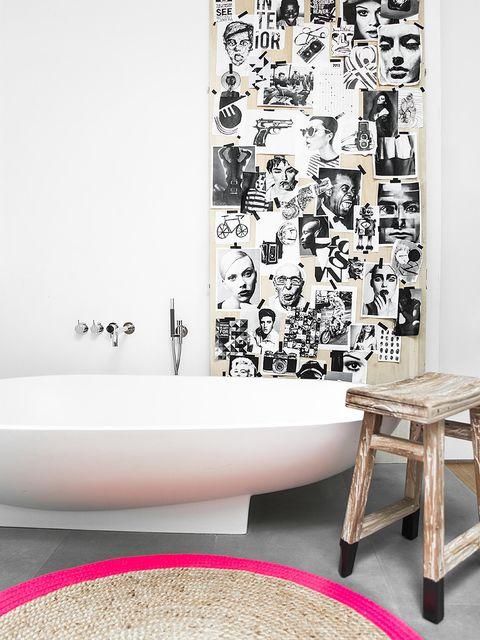 Plumbing fixture, Interior design, Room, Wall, Ceramic, Bathroom sink, Plumbing, Tap, Interior design, Composite material,