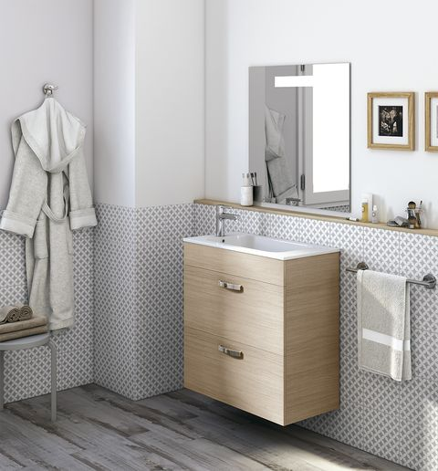 Room, Bathroom, Furniture, Drawer, Product, Bathroom cabinet, Chest of drawers, Floor, Bathroom accessory, Sink,
