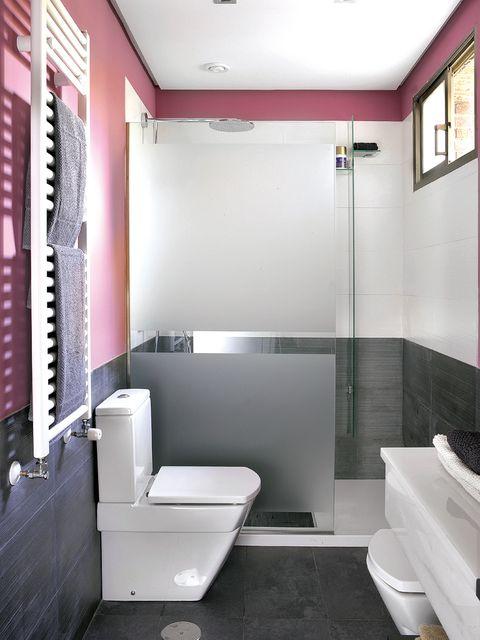 Plumbing fixture, Lighting, Room, Floor, Interior design, Architecture, Property, Wall, Ceiling, Flooring,
