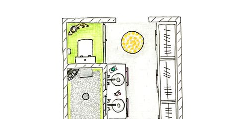 Line, Rectangle, Parallel, Circle, Illustration, Plan, Drawing, Paper, Artwork, Number,