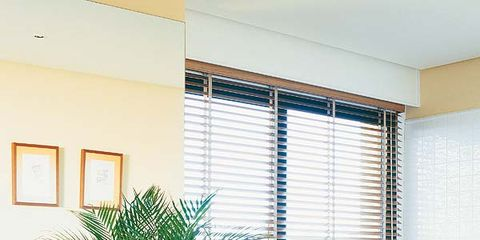 Room, Interior design, Wood, Property, Floor, Flooring, Interior design, Cabinetry, Fixture, Window covering,