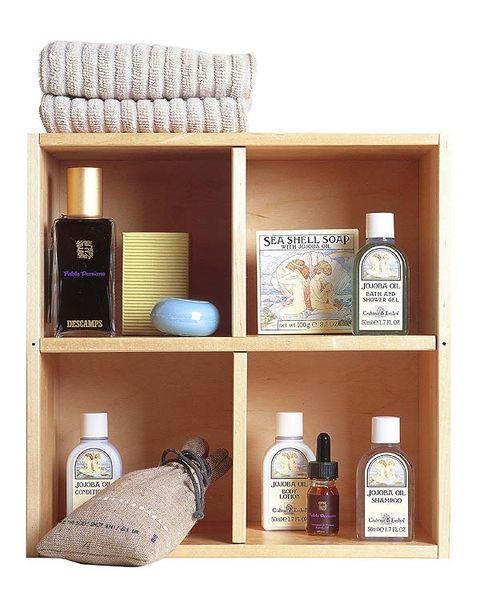 Blue, Shelving, Shelf, Bottle, Beige, Household supply, Still life photography, Dishware, Porcelain, Ceramic,