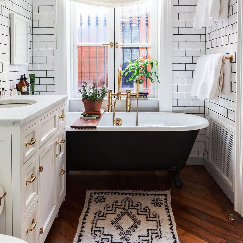 10 Baños con alfombras... ¿A favor o en contra?