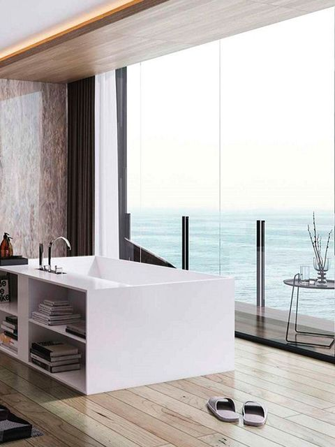 Floor, Interior design, Wood, Room, Property, Flooring, Wall, Laminate flooring, Wood flooring, Real estate,