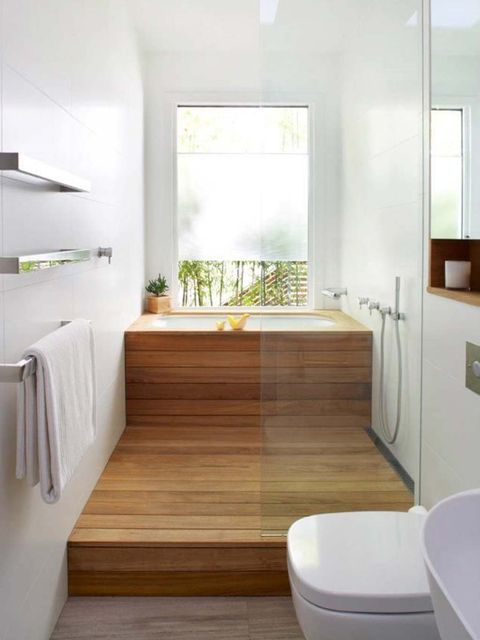 Bathroom, Room, Property, Floor, Interior design, Furniture, Sink, Building, Wood flooring, House,