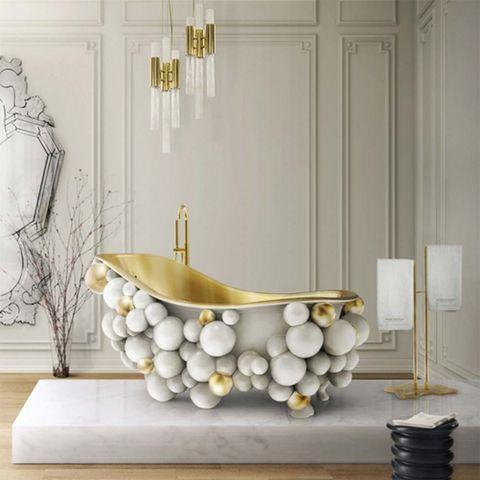 White, Room, Product, Furniture, Interior design, Table, Floor, Beige, Flooring,