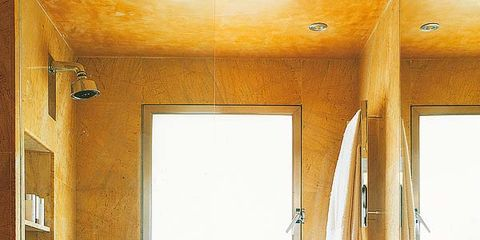 Plumbing fixture, Room, Lighting, Architecture, Interior design, Wood, Bathroom sink, Property, Wall, Tap,