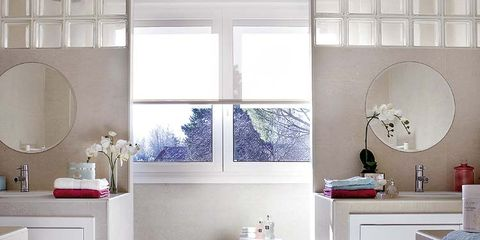 Room, Floor, Interior design, Flooring, Wall, Interior design, Home, Tile, Fixture, Linens,