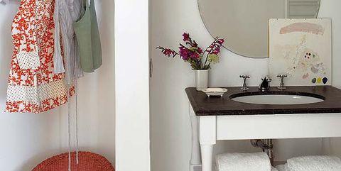 10 ideas para convertir tu ba o en un spa - Consejos para decorar banos pequenos ...