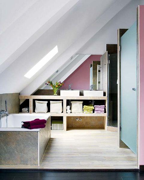 Interior design, Room, Floor, Ceiling, Wall, Purple, Flooring, Magenta, Interior design, Violet,