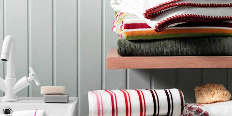 Room, Product, Textile, Furniture, Linens, Towel, Interior design, Living room, Bedding, Floor,