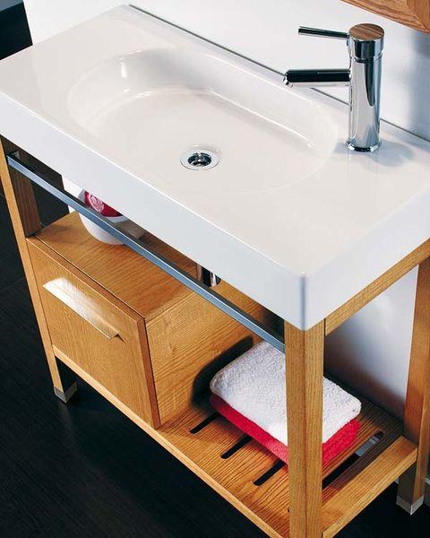 Plumbing fixture, Product, Bathroom sink, Wood, Tap, Property, Sink, Bathroom accessory, Plumbing, Hardwood,