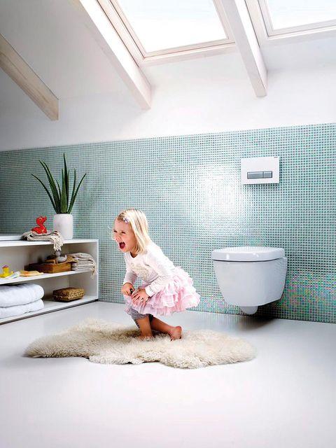 Room, Floor, Dress, Interior design, Flooring, Flowerpot, Ceiling, Interior design, Houseplant, Plumbing fixture,