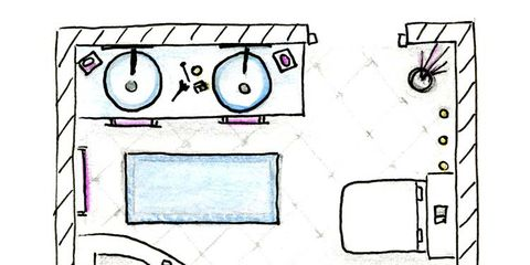 Line, Parallel, Rectangle, Illustration, Circle, Drawing, Sketch,