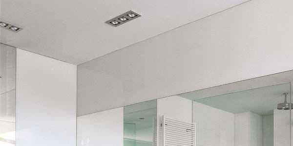 Un cuarto de ba o acristalado - Bascula bano ikea ...