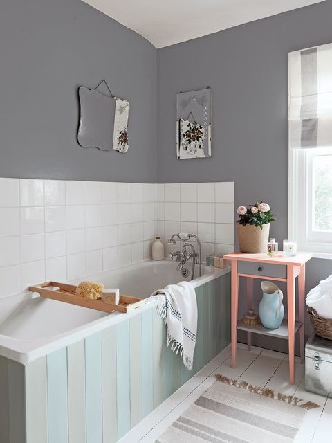 Room, Interior design, Property, Wall, Plumbing fixture, Floor, Interior design, Tile, Tap, Fixture,