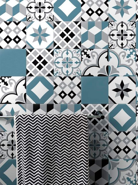 Pattern, Turquoise, Aqua, Teal, Line, Design, Symmetry, Textile, Pattern, Black-and-white,