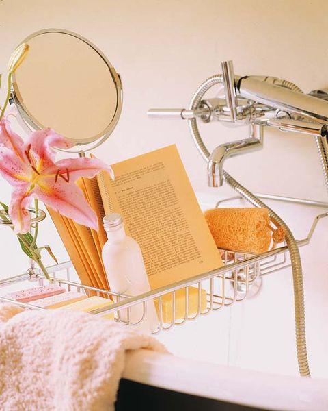 Perfume, Home accessories, Peach, Still life photography, Cosmetics, Household supply, Linens, Gluten, Cut flowers, Kitchen utensil,