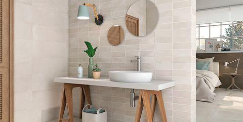 Baños - Muebles e ideas para decorar el baño y el aseo - MICasa
