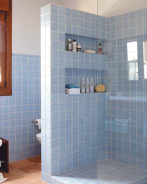 Diez ideas geniales para renovar la zona de ducha