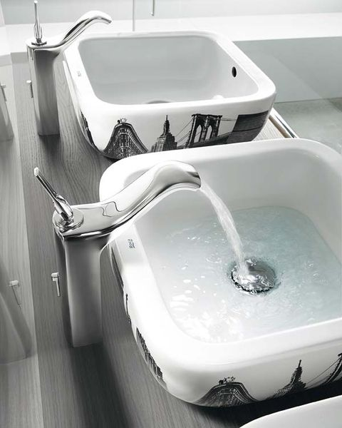 Fluid, Plumbing fixture, Liquid, White, Sink, Plumbing, Tap, Composite material, Plastic, Gas,