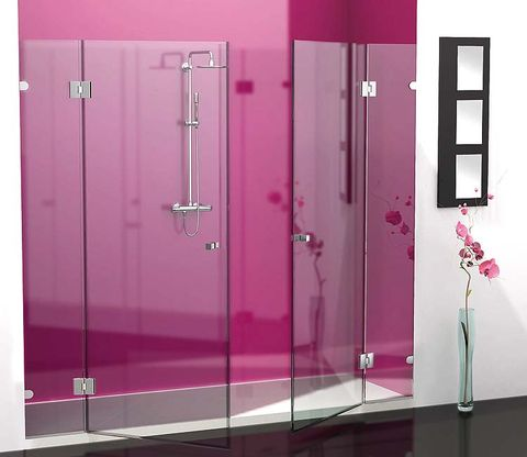Magenta, Purple, Handle, Glass, Fixture, Door, Household hardware, Home door, Door handle, Metal,