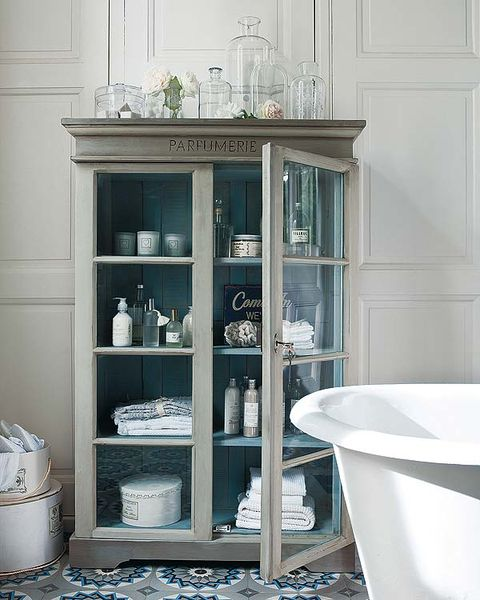 Blue, Room, Interior design, Shelving, White, Wall, Shelf, Cupboard, Home, Teal,