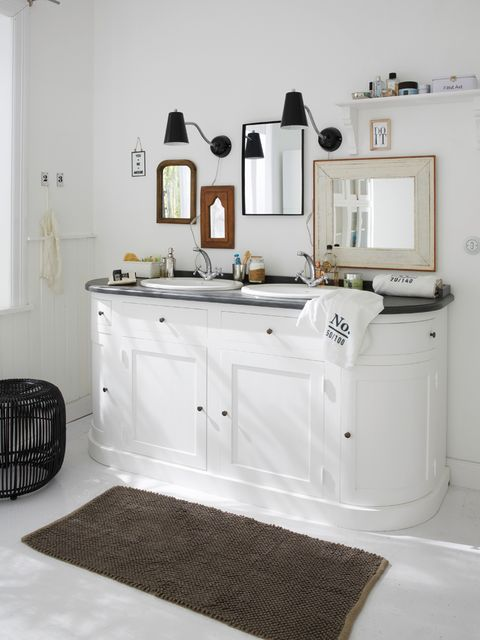 Product, Interior design, Room, Floor, White, Flooring, Furniture, Home, Drawer, Wall,