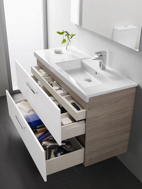 Plumbing fixture, Bathroom sink, Property, Room, Tap, Interior design, Sink, Bathroom cabinet, Bathroom accessory, Grey,