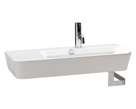 Sink, Bathroom sink, Plumbing fixture, Bathroom, Tap, Rectangle, Room, Ceramic, Marble,