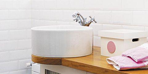Mesa Para Lavabos Modernos.Ocho Lavabos Para Banos Pequenos