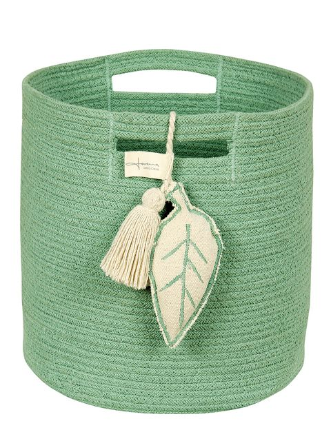Green, Turquoise, Leaf, Beige, Fashion accessory, Bathroom accessory, Oval, Rectangle, Storage basket,
