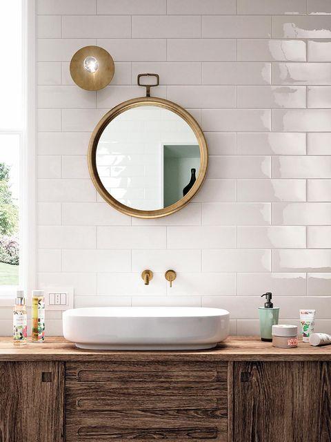 Bathroom sink, Architecture, Property, Plumbing fixture, Wall, Tap, Room, Interior design, Sink, Bathroom cabinet,