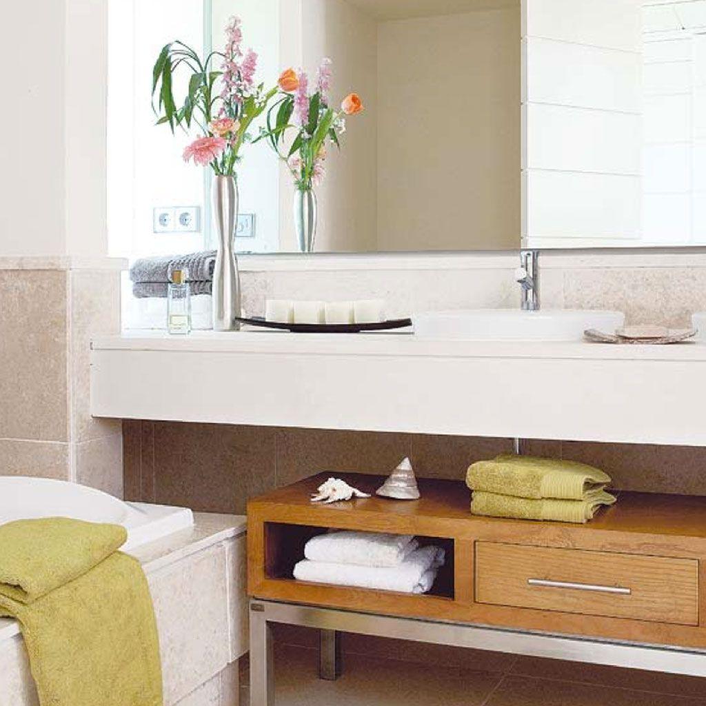 Muebles Practicos Para Organizar El Bano - Baos-practicos