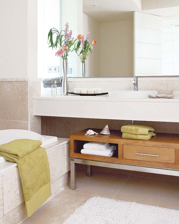 Muebles Practicos Para Organizar El Bano