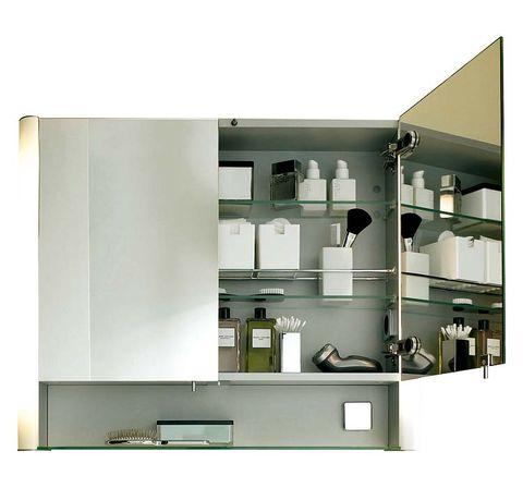 Green, White, Room, Shelving, Shelf, Kitchen, Grey, House, Rectangle, Teal,