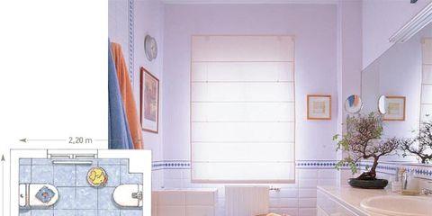 Room, Interior design, Floor, Property, Architecture, Wall, Flooring, Plumbing fixture, Real estate, Home,