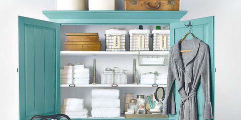 Pistas para tener el armario perfecto en el cuarto de baño