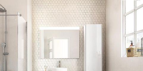 Ganas de cambiar? Redecora tu cuarto de baño