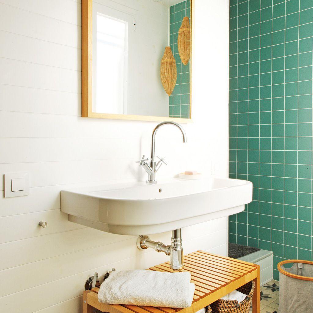 Cómo hacer una reforma exprés para renovar el baño?