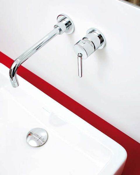 Product, Plumbing fixture, Metal, Steel, Household hardware, Circle, Silver, Nickel, Aluminium, Plumbing,