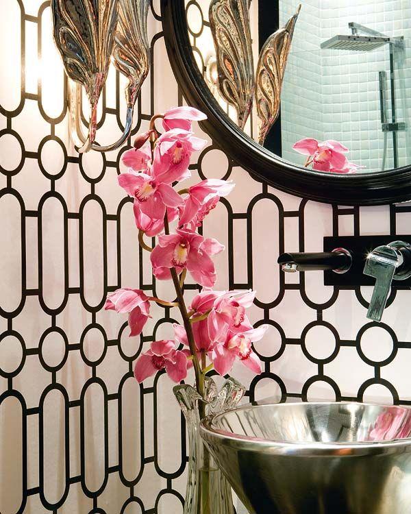 Renueva las paredes del baño