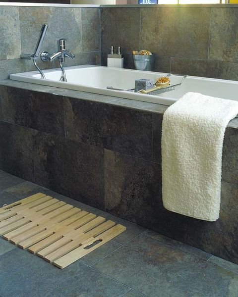 Architecture, Plumbing fixture, Bathroom sink, Property, Tablecloth, Room, Interior design, Tap, Floor, Tile,