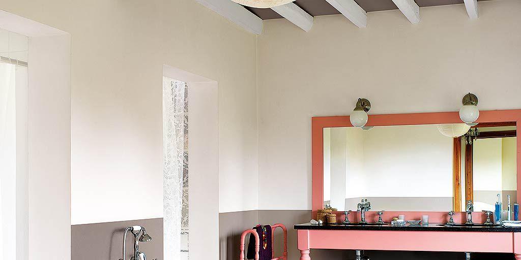 Revestir o pintar? Ideas para renovar tu cuarto de baño