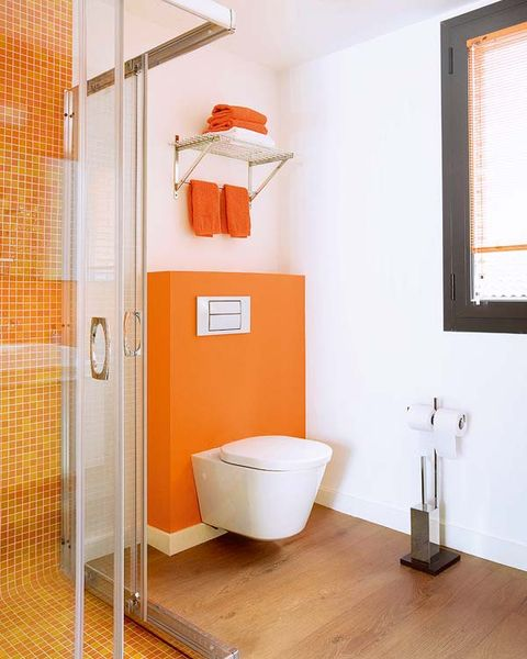 Ejemplos de cuartos de baño con ducha y planos - Reformas