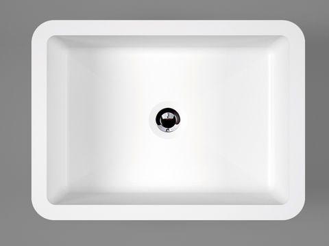 Kitchen sink, Sink, Plumbing fixture, Bathroom sink, Square, Shower base, Rectangle, Plumbing,