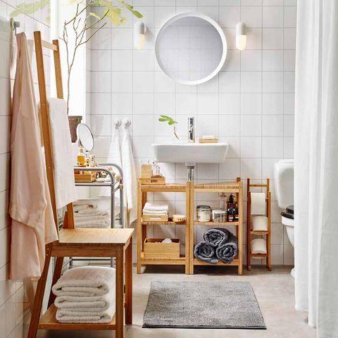Tres trucos para una limpieza a fondo en el baño