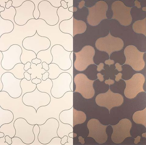 Brown, Pattern, Art, Beige, Tan, Visual arts, Circle, Design, Symmetry, Wallpaper,