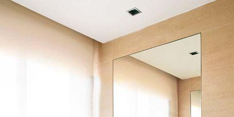 Plumbing fixture, Lighting, Room, Interior design, Property, Architecture, Wall, Floor, Tile, Tap,
