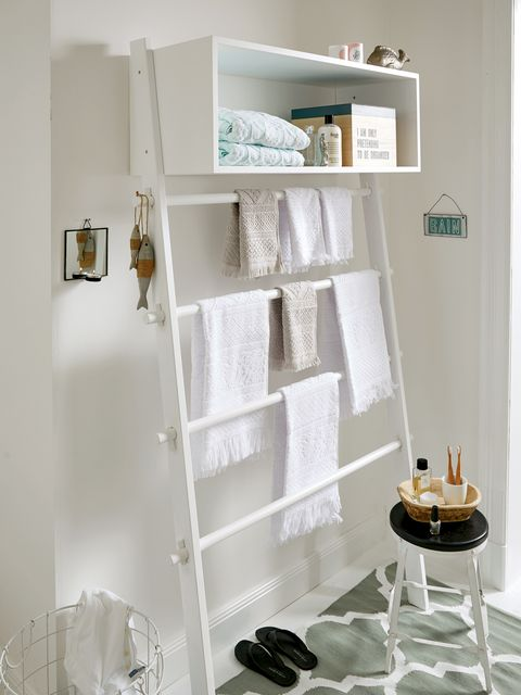 Shelf, Shelving, White, Furniture, Room, Bookcase, Material property, Interior design,